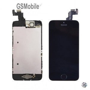 Full LCD Display with front camera for iPhone 5C