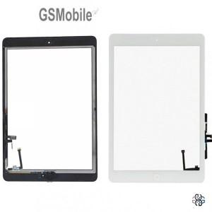 Vidro touch branco iPad Air