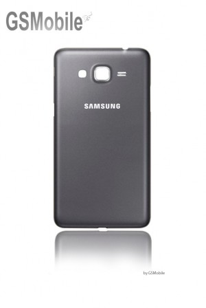 Tampa traseira cinza para Samsung Grand Prime Galaxy G530F