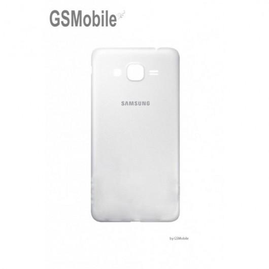 Tampa traseira branca para Samsung Grand Prime Galaxy G530F