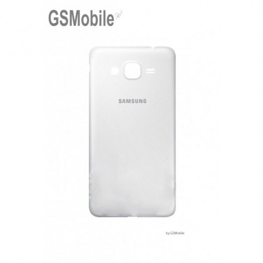 Tapa Samsung G530 Galaxy Grand Prime Blanco