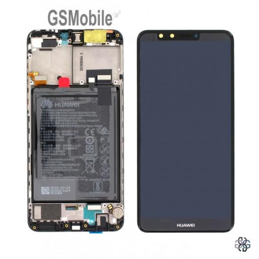 Display Huawei Y9 2018 black original