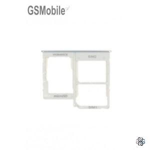 Samsung A31 Galaxy A315F SIM card and MicroSD tray White Original