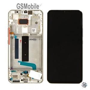 Full LCD Display for Xiaomi Mi 10 Lite 5G White Original