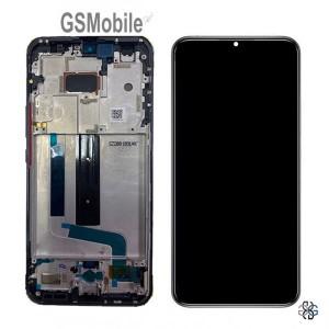 Full LCD Display for Xiaomi Mi 10 Lite 5G Black