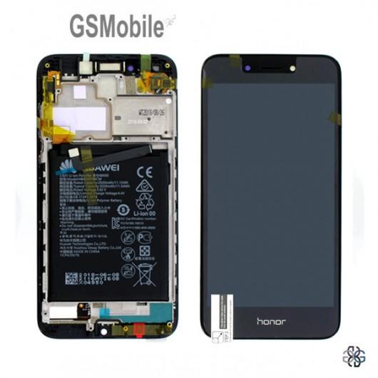 Display Huawei Honor 6A Grey - original