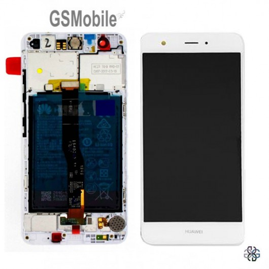 Display for Huawei Nova white Original