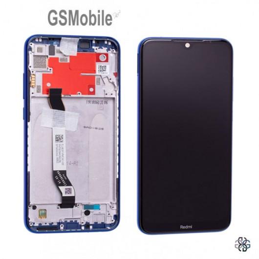 Display for Xiaomi Redmi Note 8 Blue Original