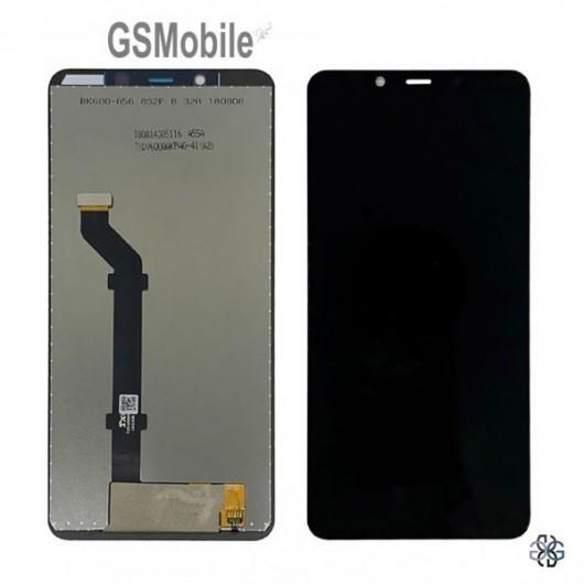 Display for Nokia 3.1 Plus Black