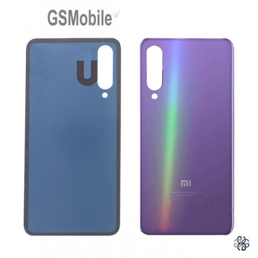 Xiaomi Mi 9 SE Battery Cover purple