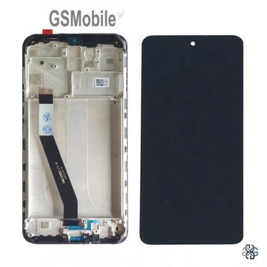 Full LCD Display for Xiaomi Redmi 9 Black