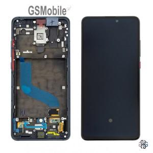 Full LCD Display for Xiaomi Mi 9T black