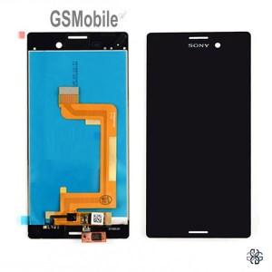 Ecrã - Display LCD Touch Sony Xperia M4 Aqua Preto