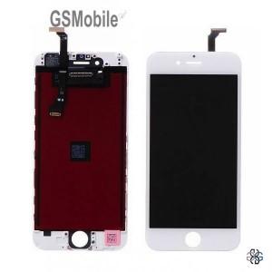 Ecrã - Display LCD Touch iPhone 6 Plus Branco Branco