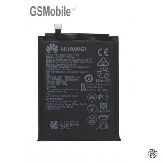 Huawei Y5 2017 Battery replacement