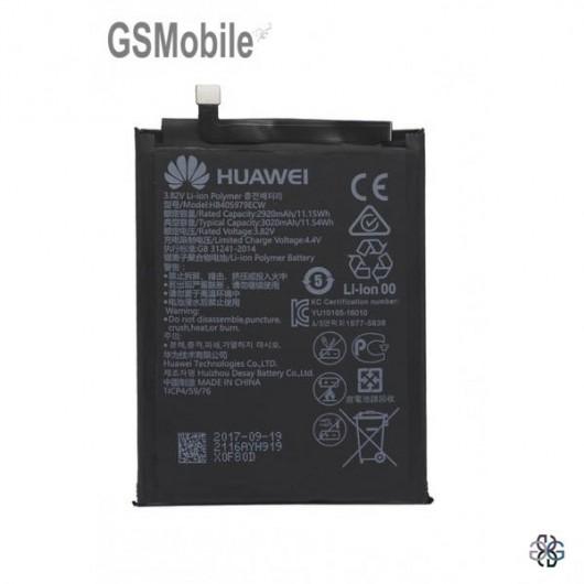 Huawei Nova battery