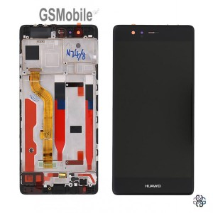 Full LCD Display for Huawei P9 Black