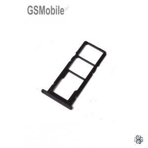 Huawei Y7 2019 SIM card and MicroSD tray black