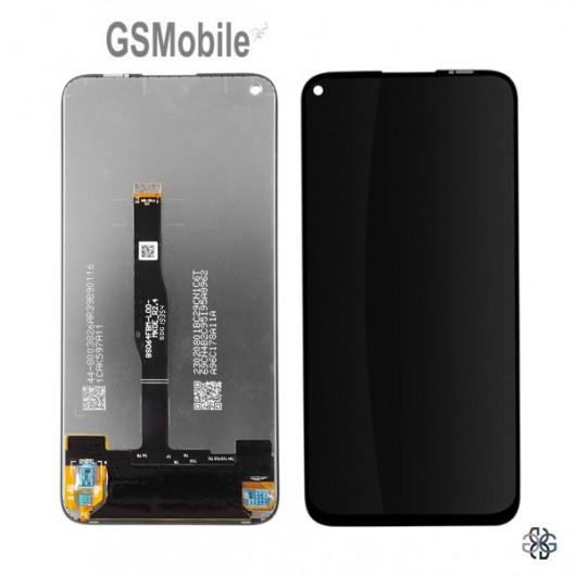 Display for Huawei P40 Lite Black