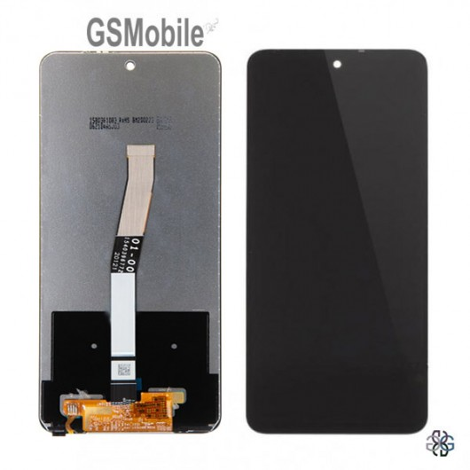 Display for Xiaomi Redmi Note 9S Black