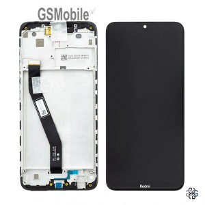 Full LCD Display for Xiaomi Redmi 8 Black Original