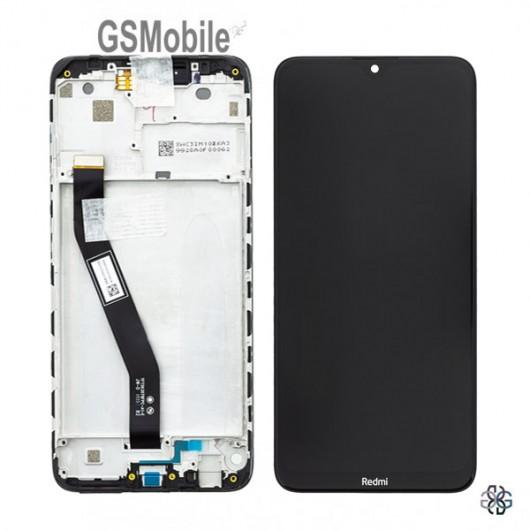 Full LCD Display for Xiaomi Redmi 8 Black Original