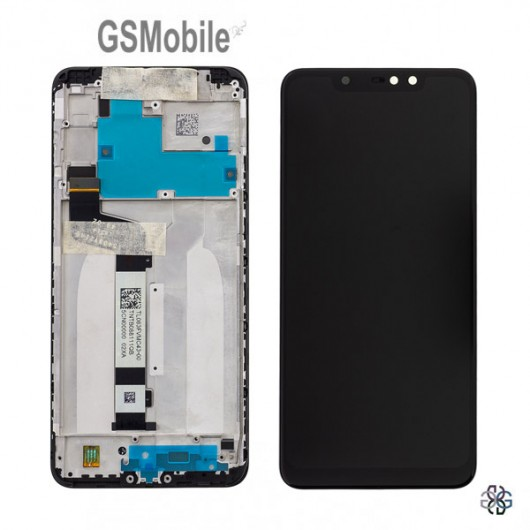 Full LCD Display Xiaomi Redmi Note 6 Pro Black Original