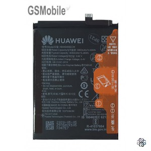 copy of Huawei P Smart Z Battery