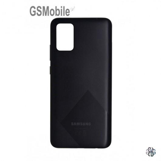 Samsung A02s Galaxy A025 battery cover black original