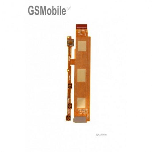 Cabo flex Ascendido Volume para Sony Xperia M