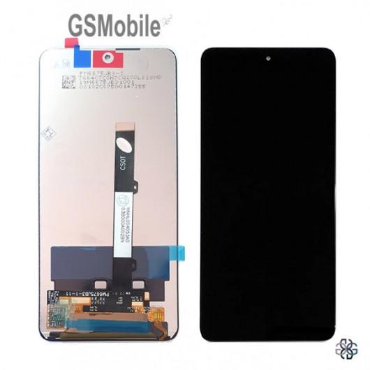 Xiaomi Poco X3 LCD Display black