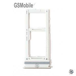 Samsung A52 5G Galaxy A526 SIM card and MicroSD tray White