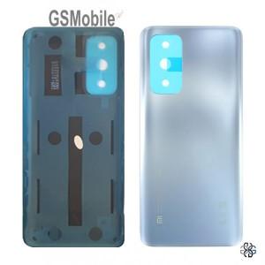 Xiaomi Mi 10T Pro battery cover aurora blue original