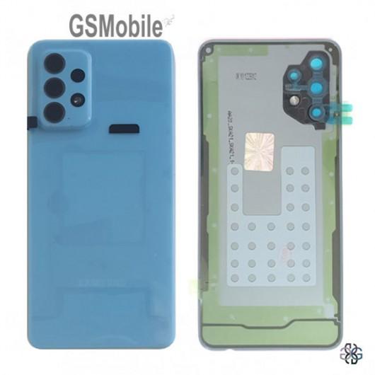 Samsung A32 5G Galaxy A326 Battery cover blue