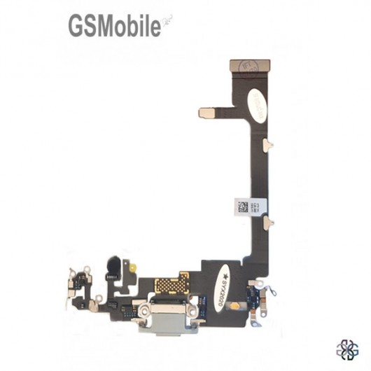 Flex de carregamento para iPhone 11 Pro branco