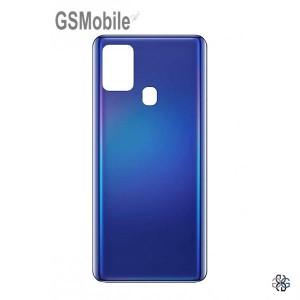 Tampa traseira azul Samsung A20s Galaxy A207F