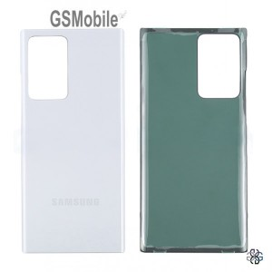 Samsung Note 20 Ultra Galaxy N985 back cover White