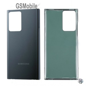 Samsung Note 20 Ultra Galaxy N985 back cover black