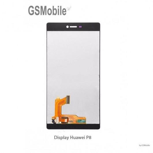 Pantalla completa Huawei Ascend P8 Negro