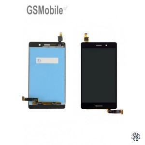 Ecrã - Display LCD Touch Huawei P8 Lite Preto