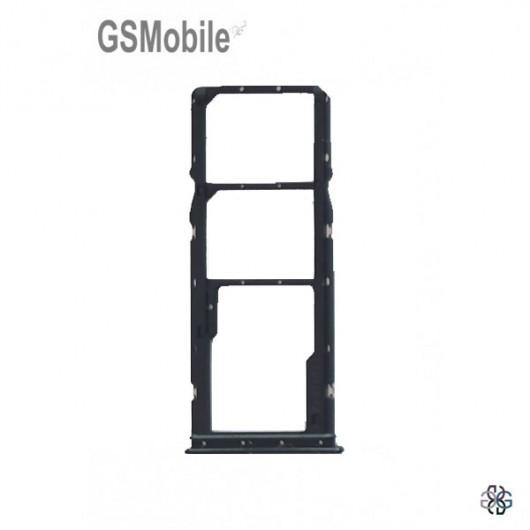 Xiaomi Redmi Note 10 2021 SIM card and MicroSD tray black