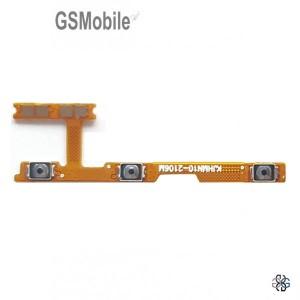Xiaomi Redmi Note 10 2021 Power y volume button flex cable