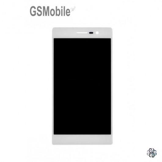 Pantalla completa Huawei Ascend P7 Blanco