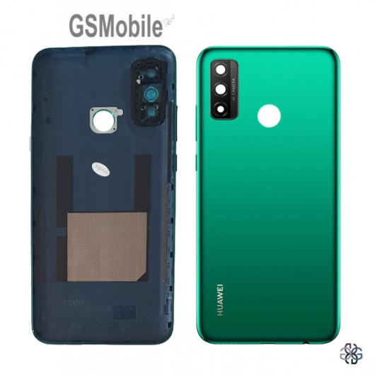 P Smart 2020 battery cover green