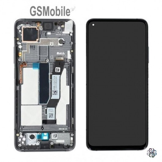Xiaomi Mi 10T Pro Full LCD Display Black - original