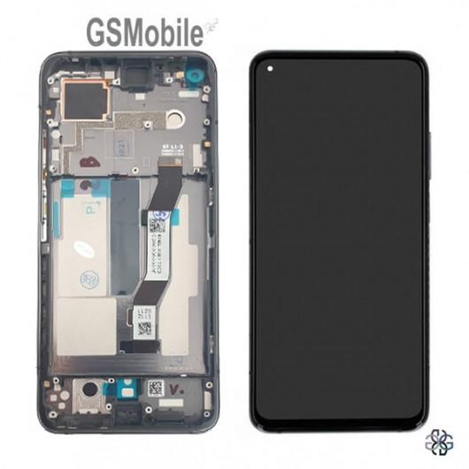 Xiaomi Mi 10T Pro Full LCD Display Black