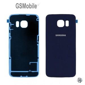 Samsung S6 Edge Plus Galaxy G928F Battery Cover Black