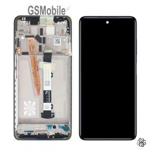Full LCD Display for Xiaomi Poco X3 Pro black Original