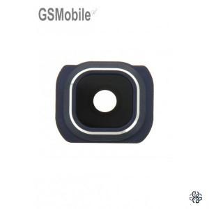 Samsung S6 Edge Plus Galaxy G928F Camera frame + Camera lens black