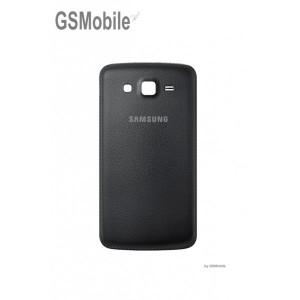 Tampa traseira preta Samsung Grand 2 Galaxy G7105